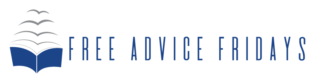 Free Advice Fridays logo